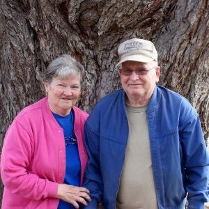 Jack & Kay Grover - Volunteers